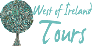 WEST OF IRELAND TOURS Logo